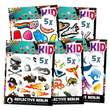 Laden Sie das Bild in den Galerie-Viewer, SHAPES / KID - 25er Pack