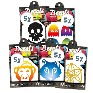 DECALS - 25er Pack