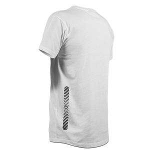 product picture, t shirt, back, bicycle