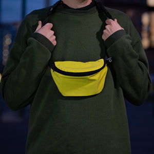 Reflective Pouch, yellow