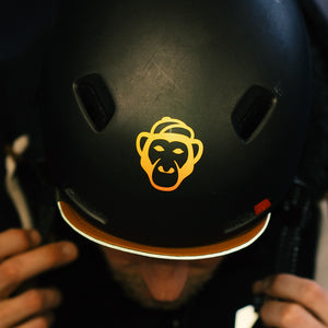 Reflective DECAL - Monkey