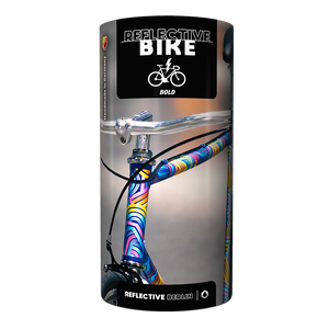 Reflective BIKE - Bold rainbow - Product