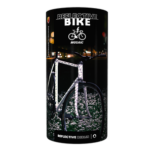 Reflective BIKE - Mosaic white - Product