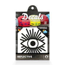 Laden Sie das Bild in den Galerie-Viewer, Reflective DECAL - Eye