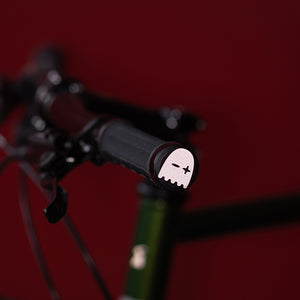 Reflective Ghost Sticker handlebar