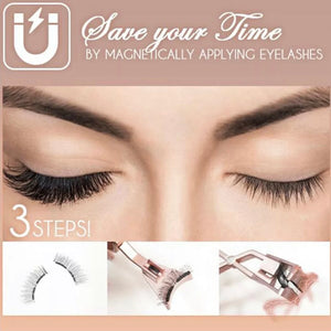 Quantum Magnetic Eyelashes with Applicator