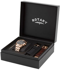 Rotary boxed watch