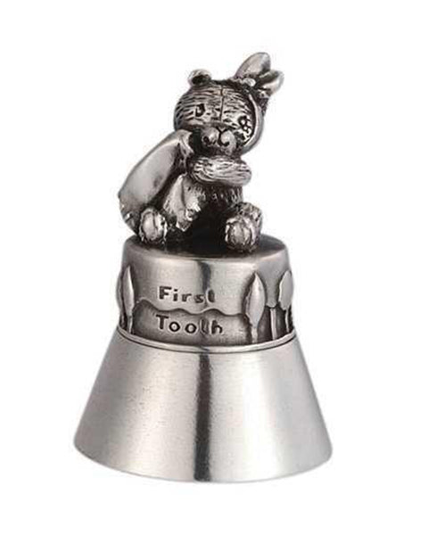 Royal Selangor Pewter Teddy Bear First Tooth Box