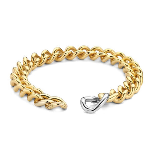 TI SENTO 18ct Yellow gold Plated Milano Bracelet 2935SY