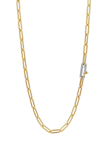 Ti Sento Gold Plated Sterling Silver Necklace 3947SY