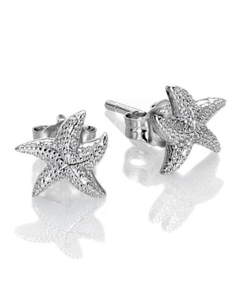 Hot Diamonds Silver Eternal Love Earrings