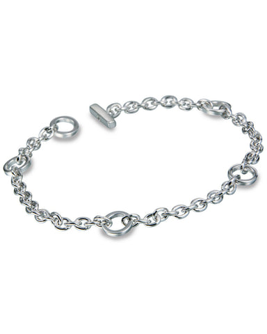 Hot Diamonds Elegance Silver Charm Bracelet