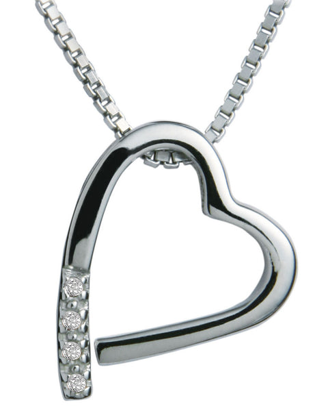 Hot Diamonds Just Add Love Memories Pendant