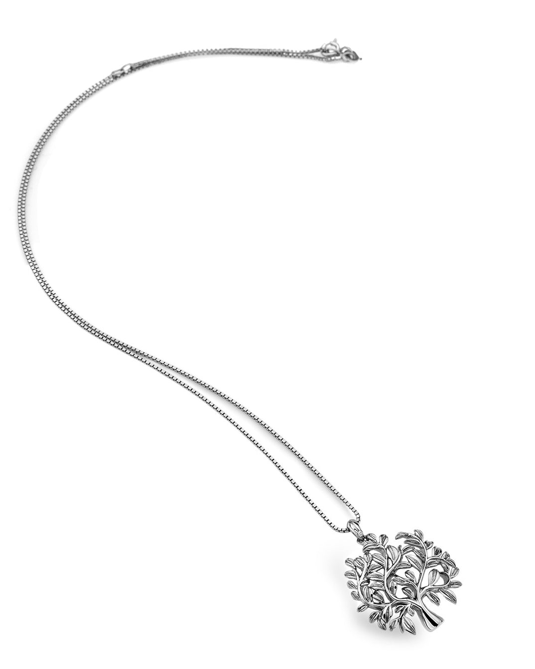 Hot Diamonds Sterling Silver Passionate Pendant