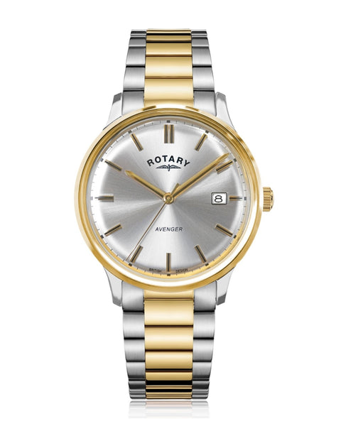 Rotary Gents Avenger Two-Tone Watch