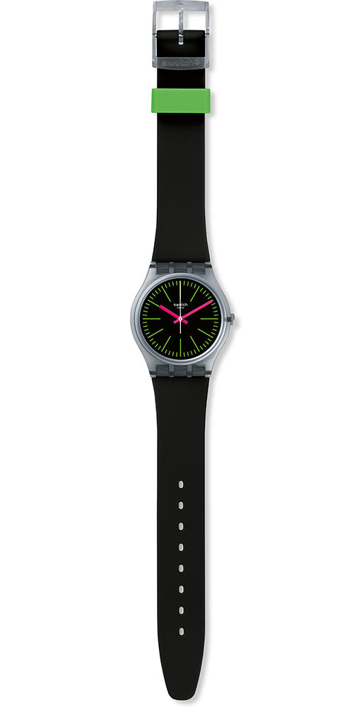 Swatch Fluo Loopy Unisex Watch GM189