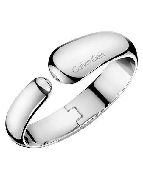 Calvin Klein Ladies Stainless Steel Bangle -  KJ6GMD00010