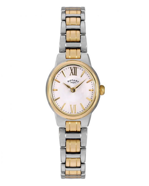 Rotary Ladies Olivie Two-Tone Bracelet Watch