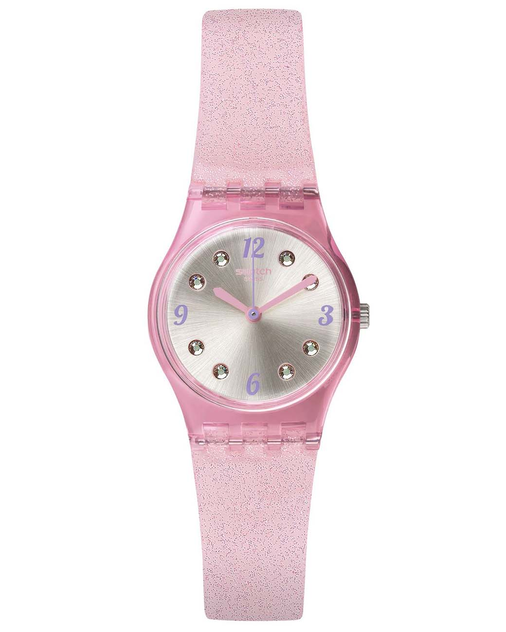 Swatch Rose Glistar Ladies Watch