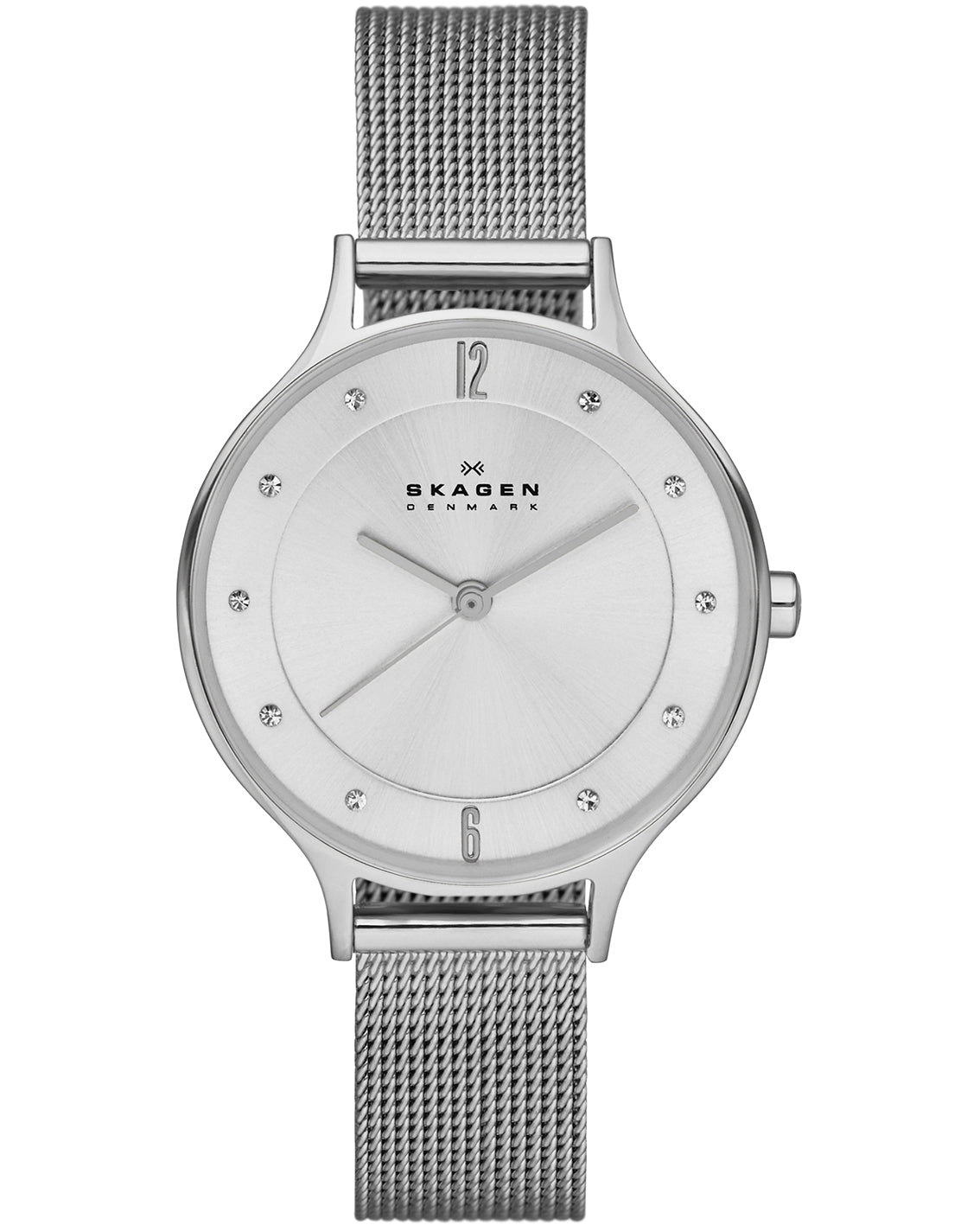 Skagen Anita Stainless Steel Ladies Watch