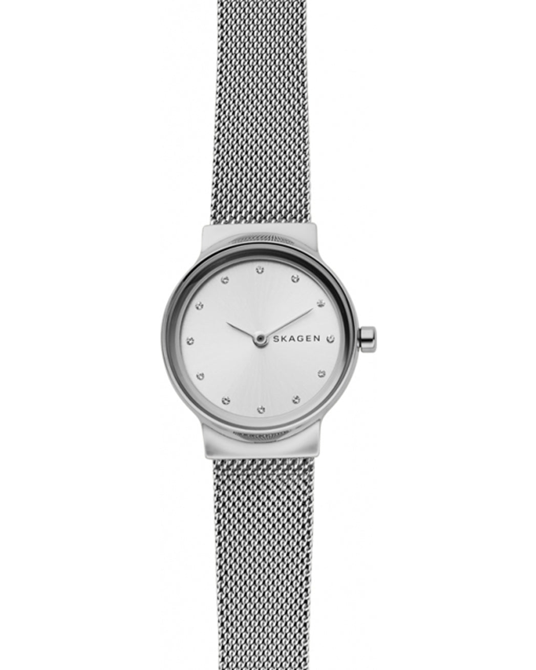 Skagen Freja Stainless Steel Ladies Watch