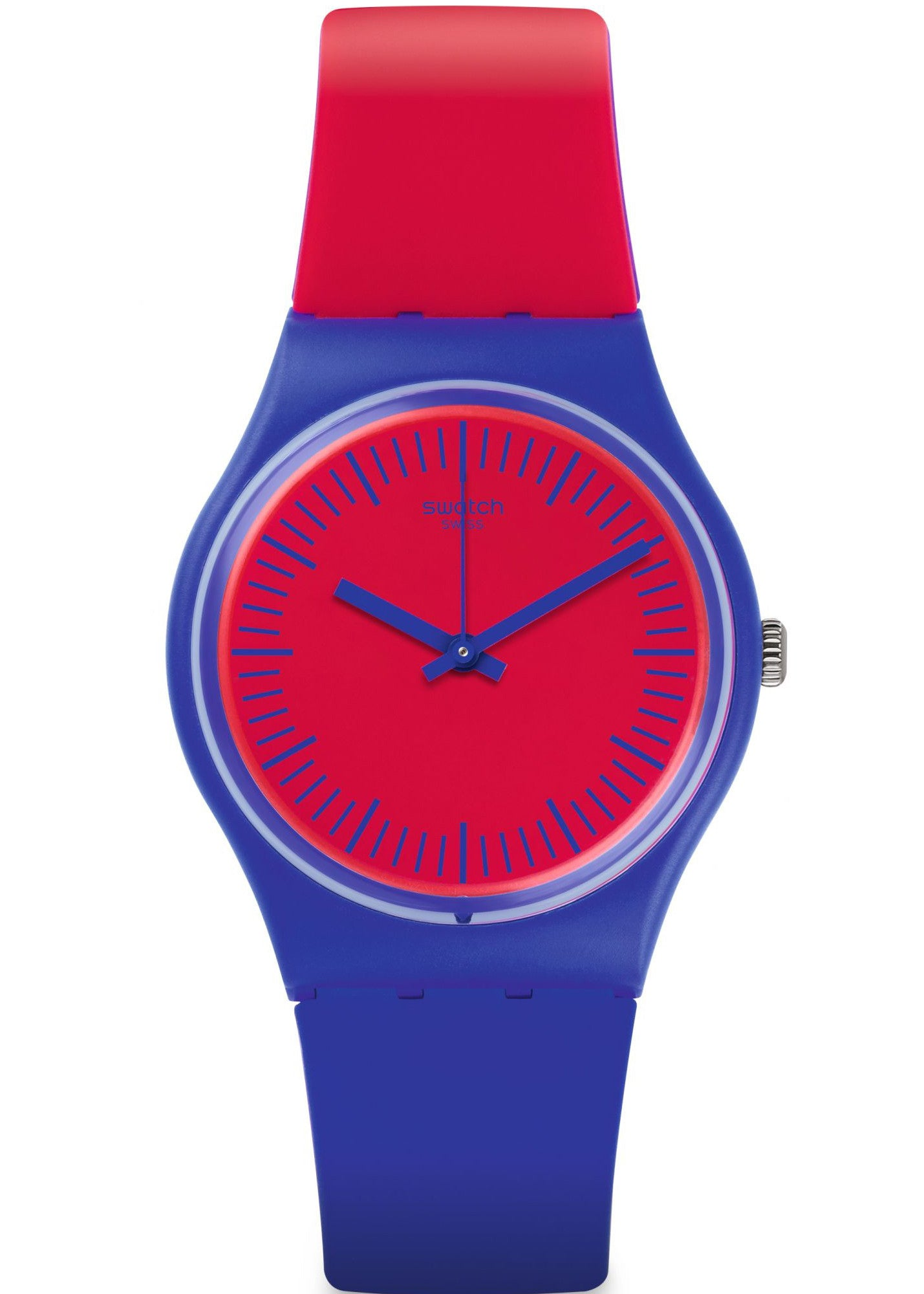 Swatch Blue Loop Unisex Watch