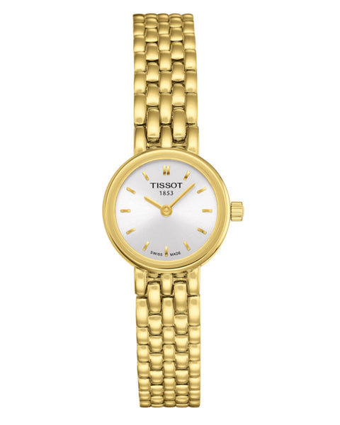 Tissot Lovely Ladies Gold Plated Watch