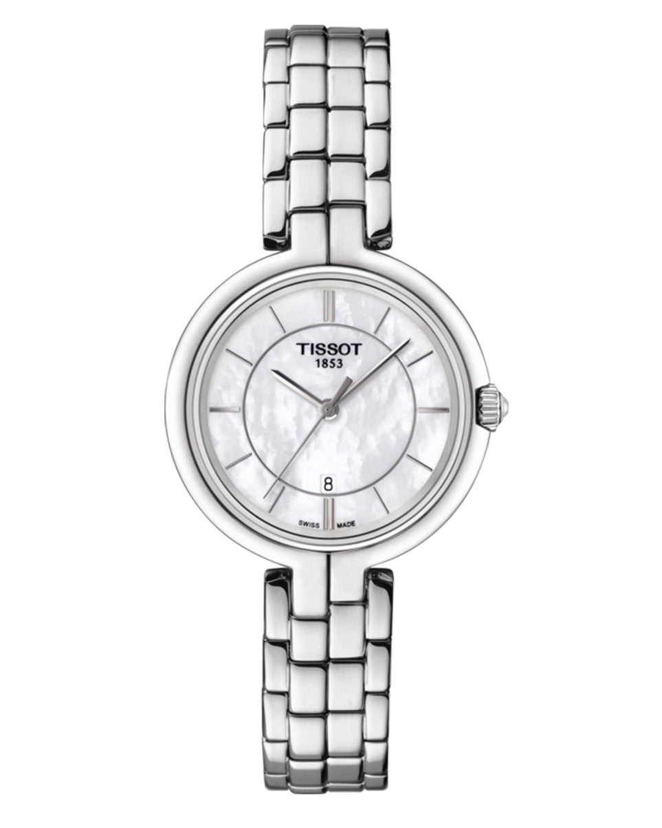 Tissot Flamingo Ladies Watch