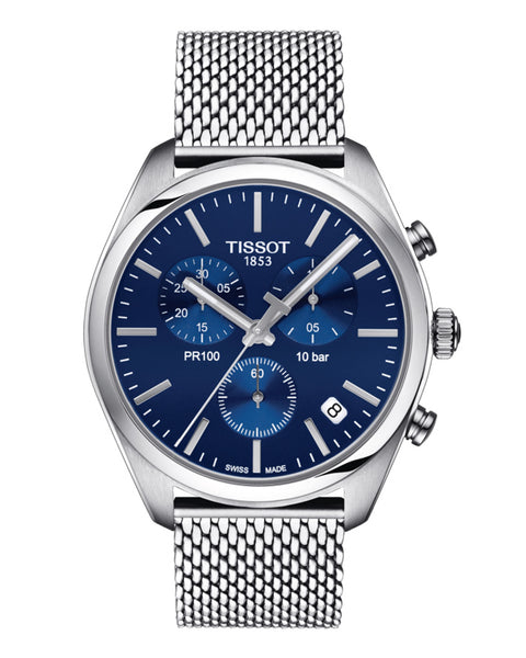 Tissot PR 100 Chronograph Gents Watch