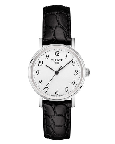 Tissot Everytime Small Ladies Leather Strap Watch