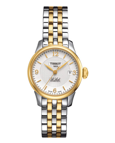 Tissot Le Locle Automatic Small Ladies Two-Tone Watch