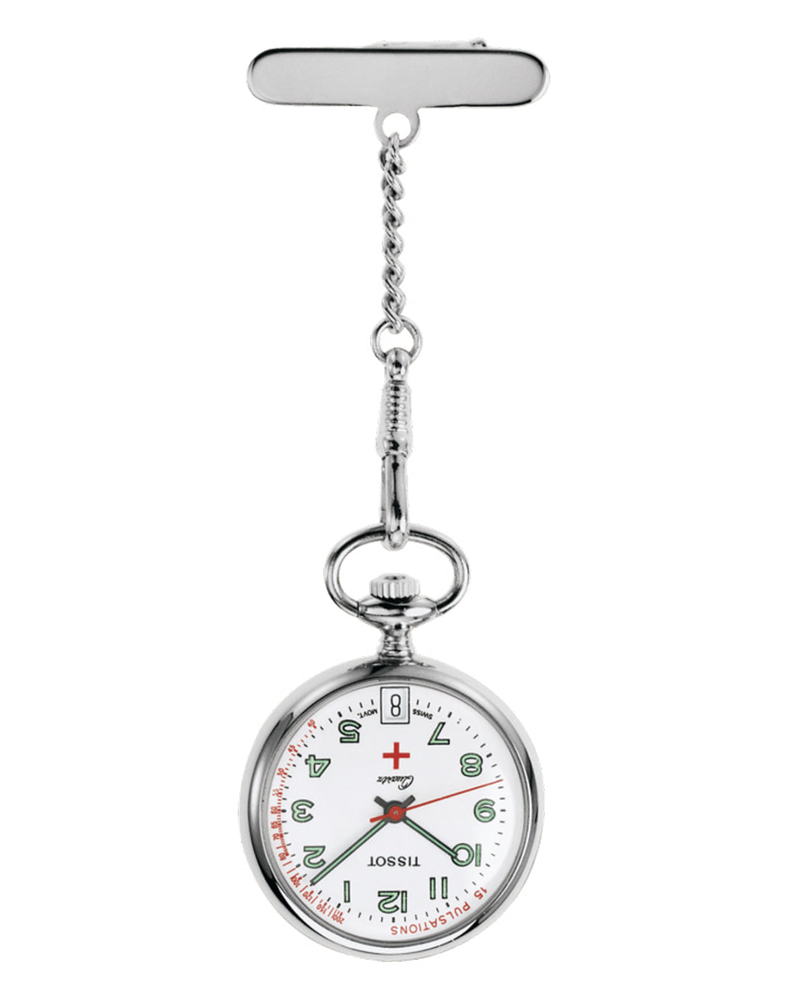 Tissot Pendant Nurse's Fob Watch