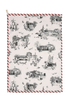 HARROGATE TOILE TEA TOWEL