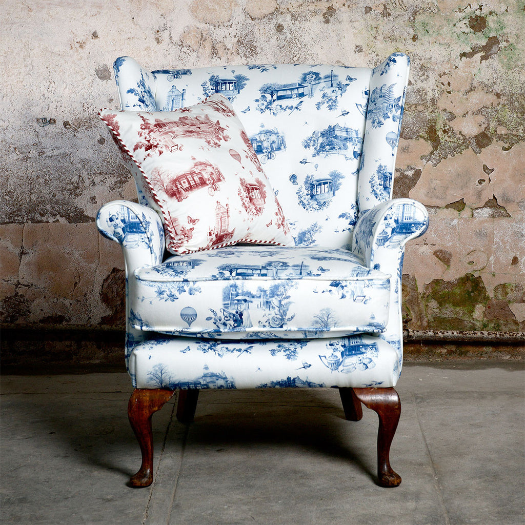 harrogate toile chair emily humphrey