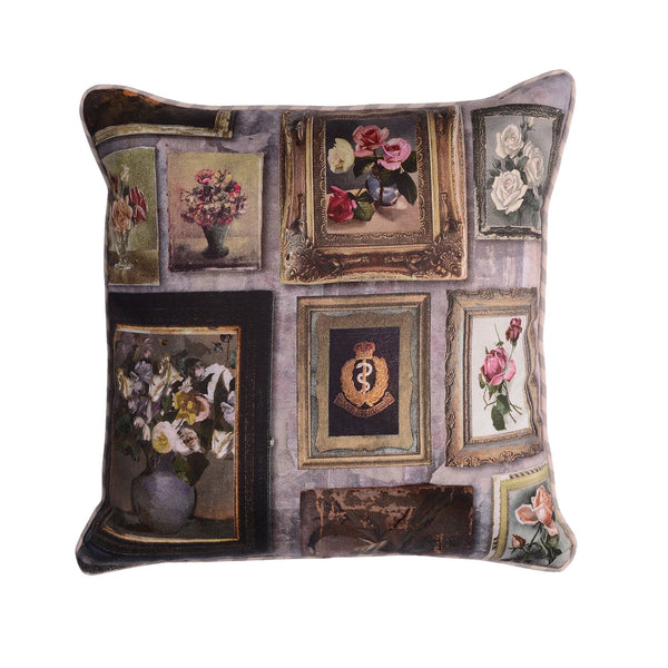 GALLERY PRINT CUSHION