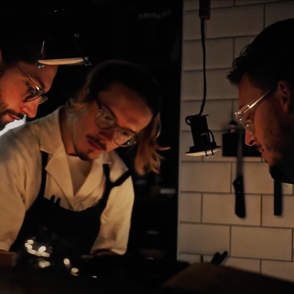 EPISODE THREE: ZAK HITCHMAN, CASAMIA