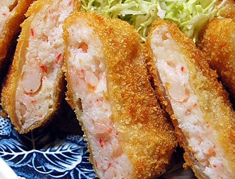 How to make Prawn Katsu