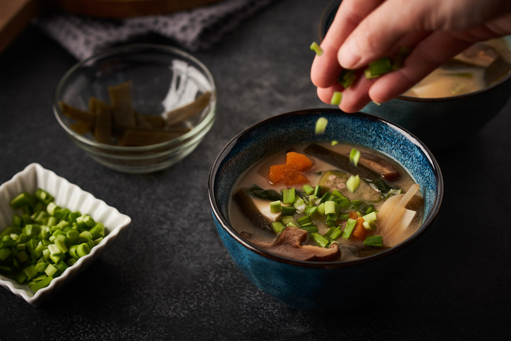 Topping Miso Soup
