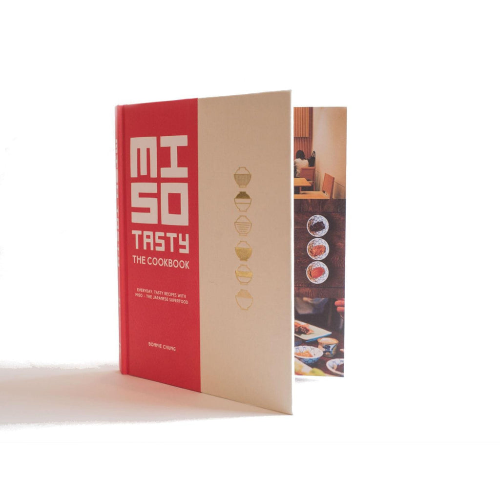 Miso Tasty Cookbook