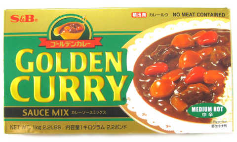 S&B Curry 1kg