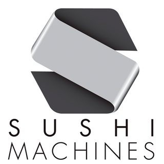 Sushi Machine Logo