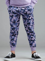 Lil' Jagged Camo Sweatpant Thunder