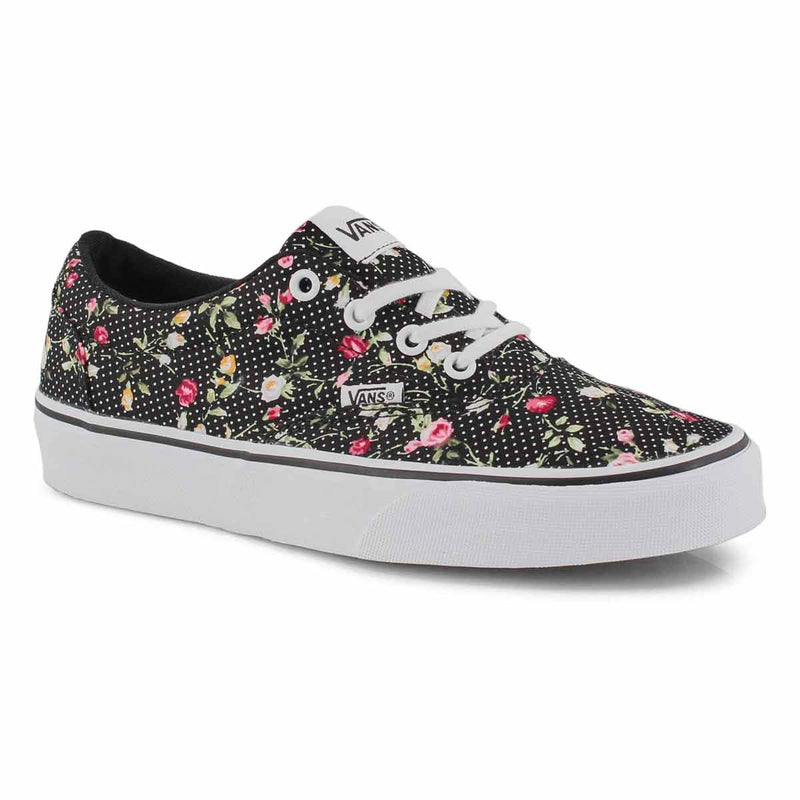 Ward Floral Dot Lace Up Sneaker