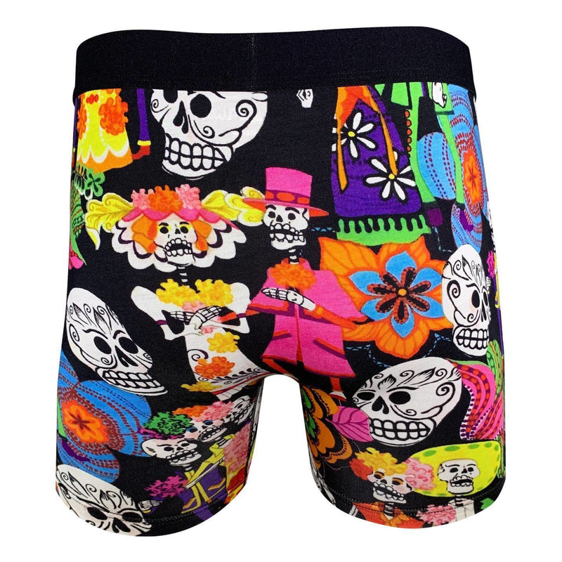 Day Of The Dead Undies