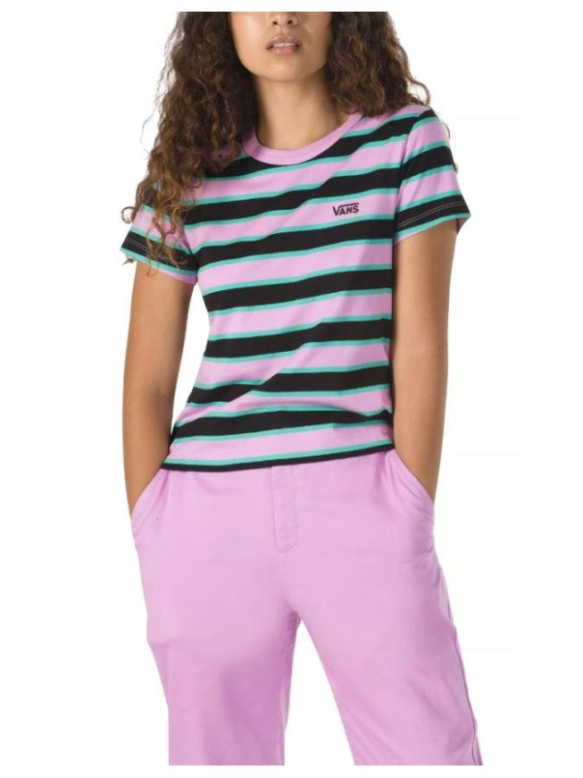 Big Stripe Baby Tee