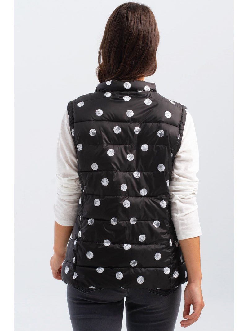 Four Way Puffer Jacket/Vest