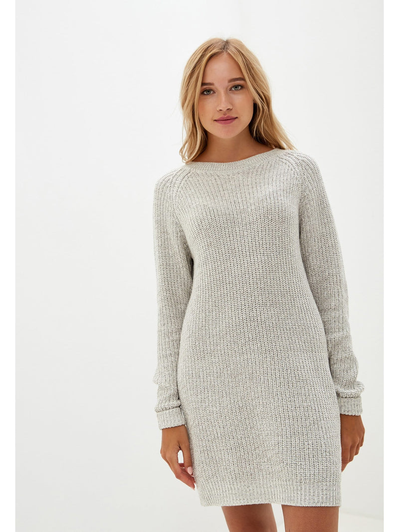L/S Sweater Dress
