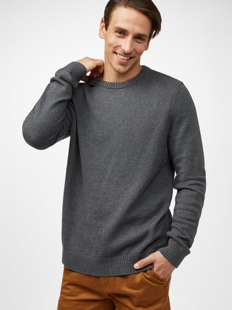 Highline Cotton Crew Sweater