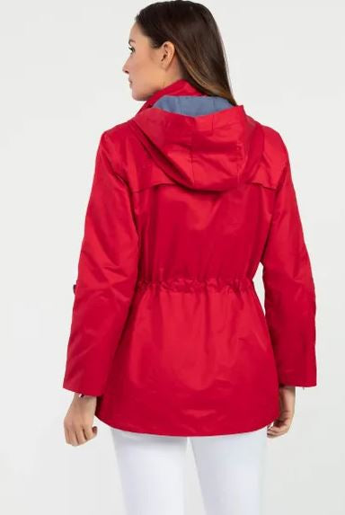 Removable Hood Jacket