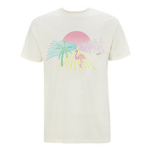 Load image into Gallery viewer, Post Tropical Graphic Line Tee